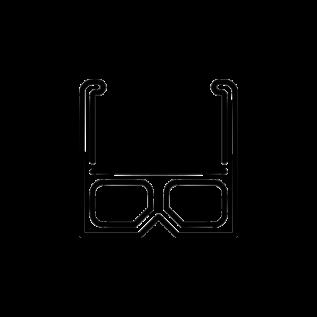 EBX61668503 3D очки LG AG-F31